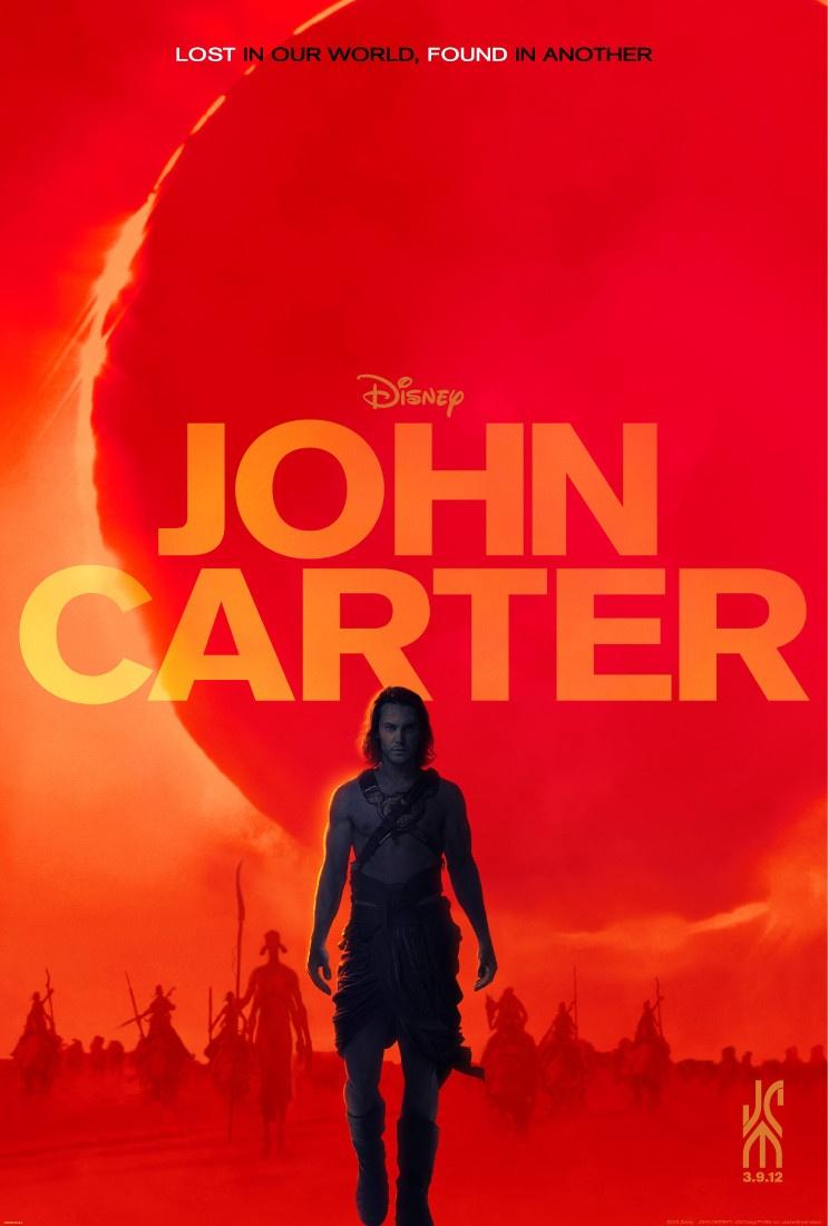 """""""John Carter"""" (2012)"""