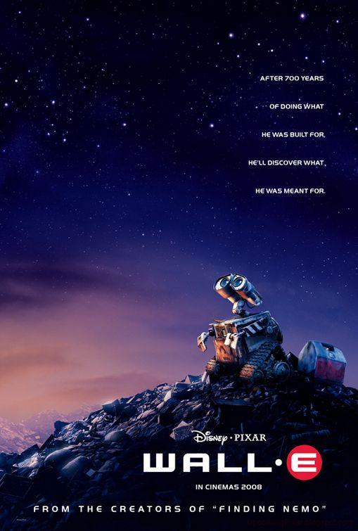 """""""WALL-E"""" (2008)"""