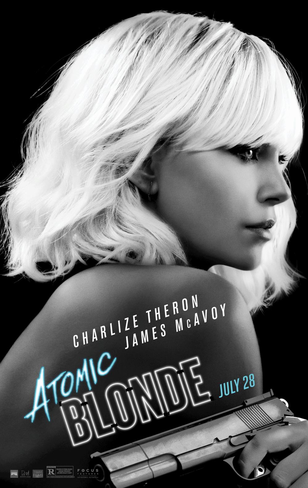 """""""Atomic Blonde"""" (2017)"""