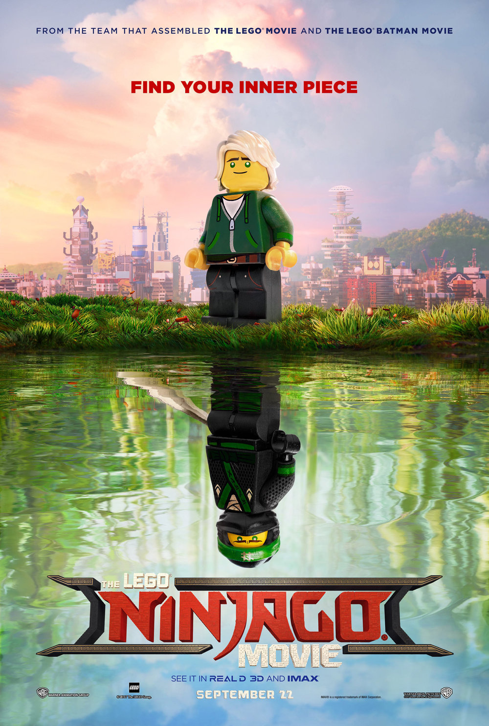 """The Lego Ninjago Movie"" (2017)"