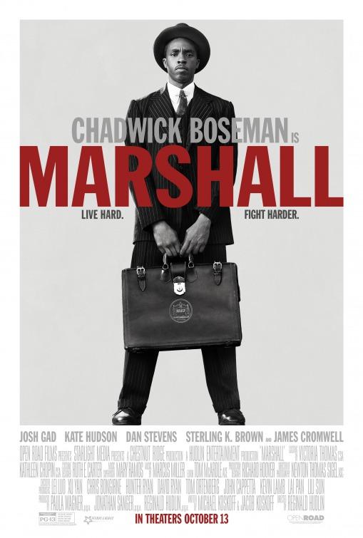 """""""Marshall"""" (2017)"""