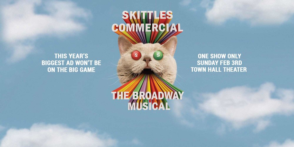 Skittles is doing something different this year with its Super Bowl ad budget.