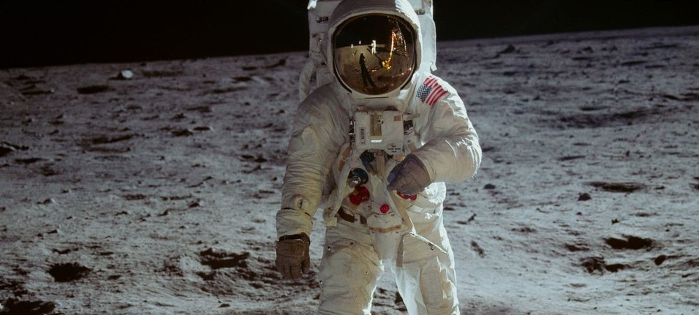 The astonishing documentary  Apollo 11  tells the story of the moon landing using never-before-seen archival footage.