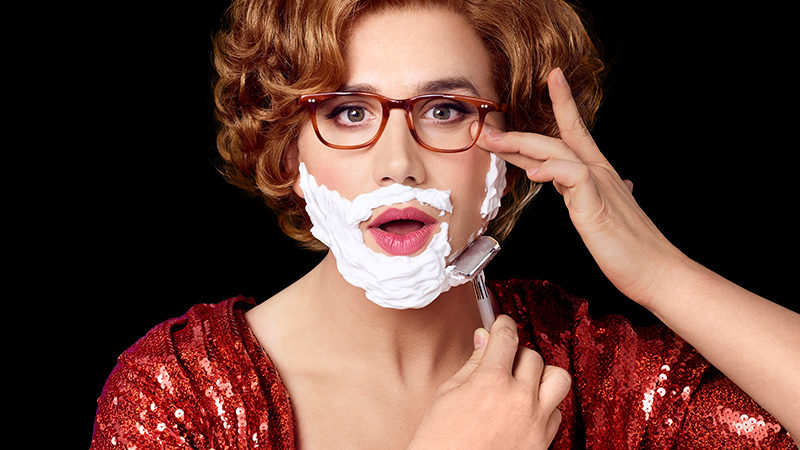 Santino Fontana stars in  Tootsie  on Broadway.