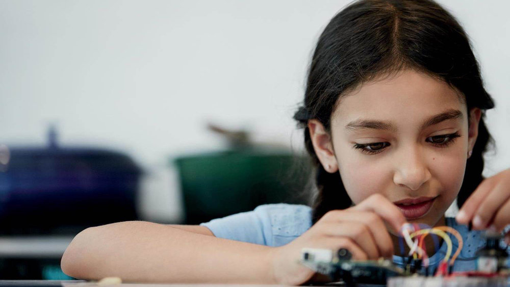 Intel: Empowering Girls & Women Through Education & Technology