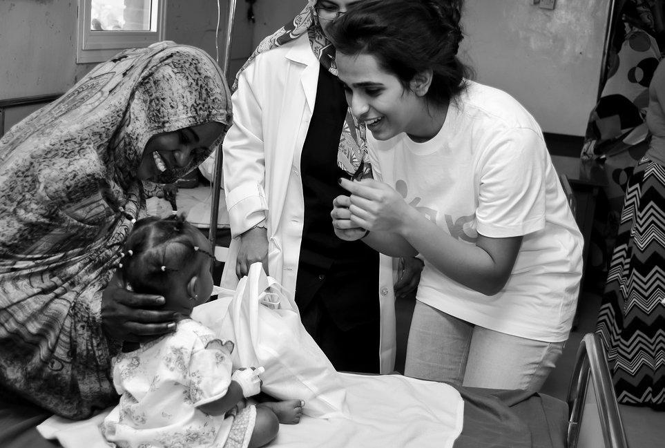 Sheikha Al-Thani: Children Can Change the World