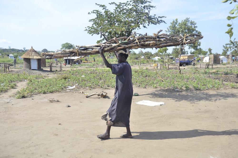 A-woman-carrying-fire-wood-in-Pagarinya-refugee-settlment.jpg