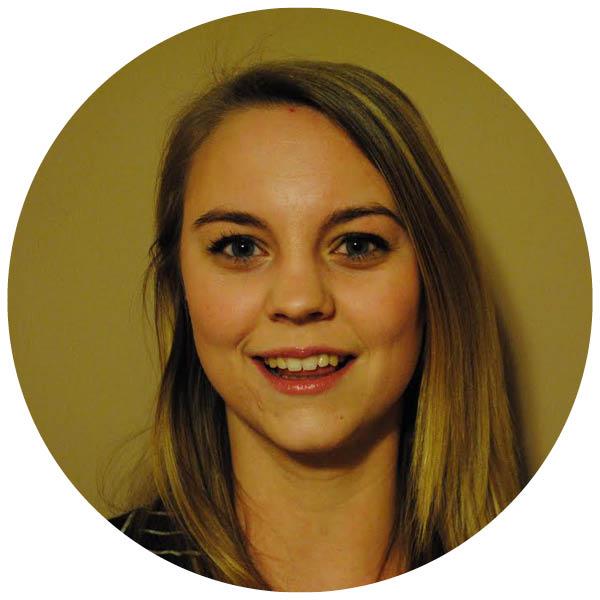 Sarah Farrell  Newsletter Manager
