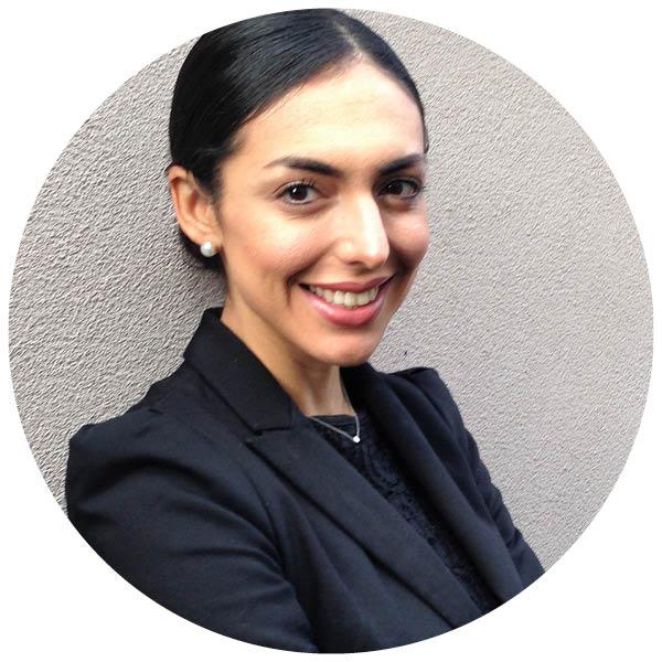 Raquel Badillo  Events Coordinator