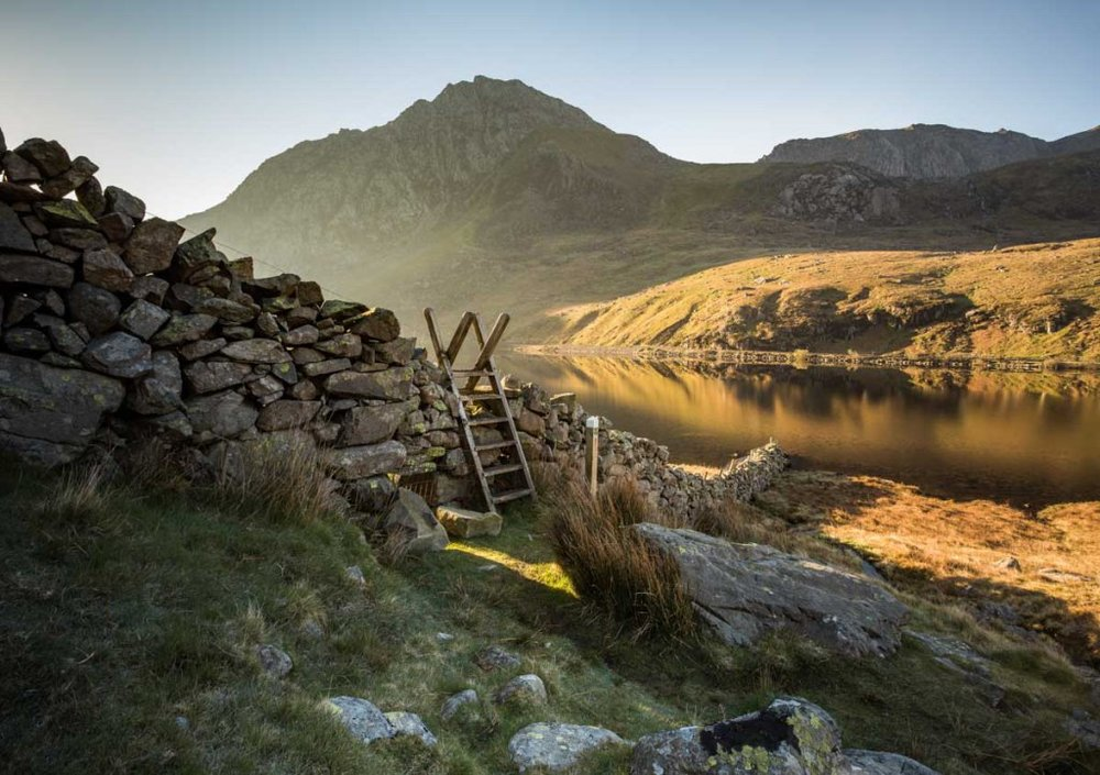 September — Ogwen Valley, Snowdonia — Matthew Light