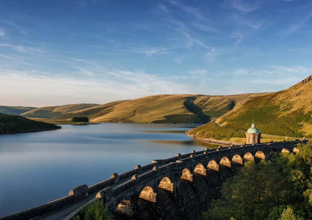 June — Craig Goch Dam, Elan Valley — Mathew Browne