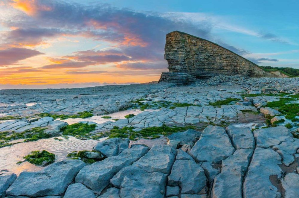 May — Nash Point, Glamorgan — Alan Beattie