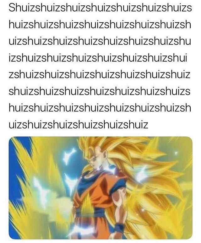 Tag a friend and see if they get it 🤣  Be sure to check out our podcast and Make sure you subscribe, rate, and review the @friendsforeels podcast so you don't miss out on any story! ***LINK IS IN THE DESCRIPTION*** #friendsforeels #goku #supersaiyan3 #dragonballsuper #dragonballz #dragonball #supersaiyan #podcast #subscribe
