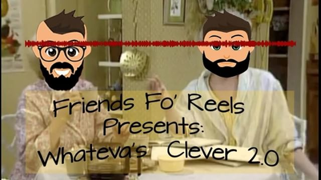 The reviews are in! Whateva's Clever is a hit! Check out the latest episode! Make sure you subscribe, rate, and review the @friendsforeels podcast so you don't miss out on any story! ***LINK IS IN THE DESCRIPTION*** #friendsforeels #whatevasclever #podcast #subscribe #talkradio #blogtalkradio #goldengirls #bettywhite