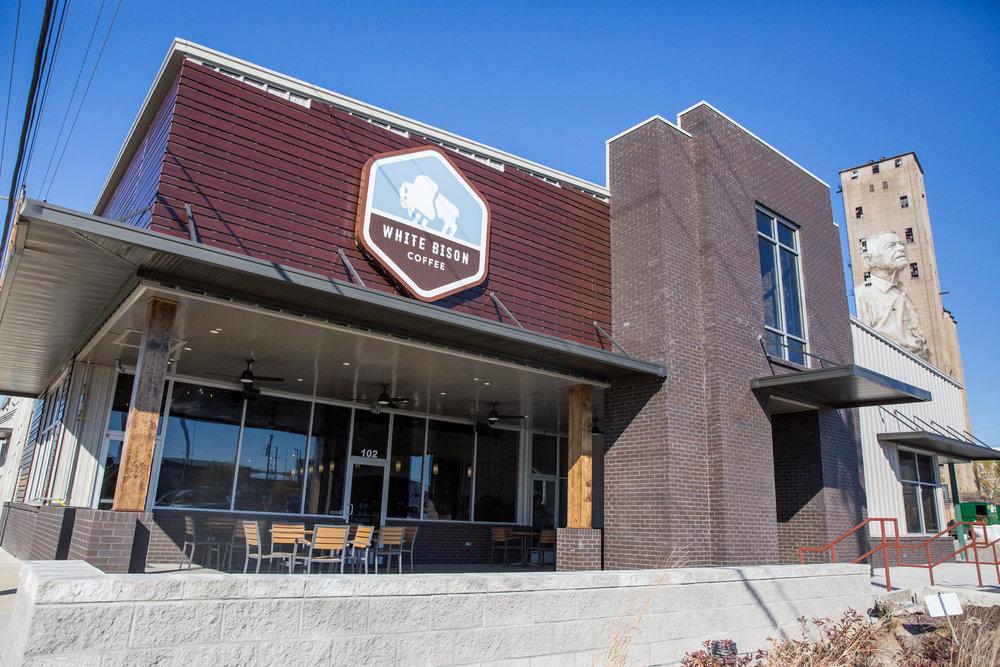 White Bison Coffee - Centennial Blvd.