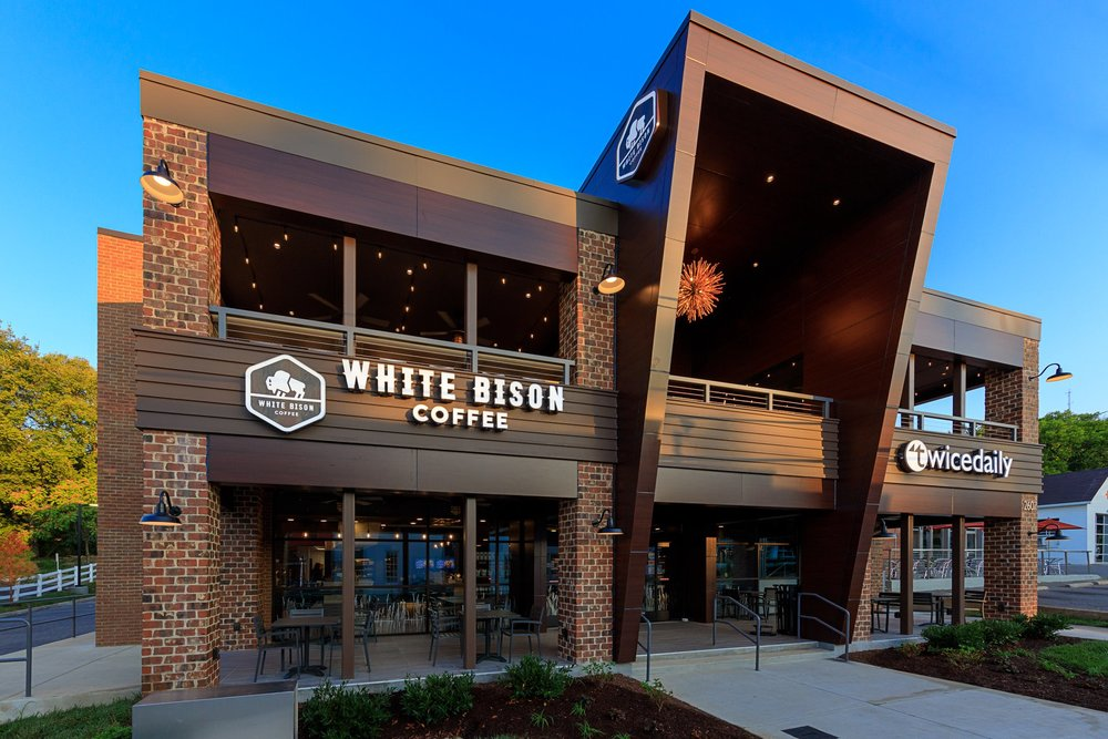 White Bison Coffee - 12 South