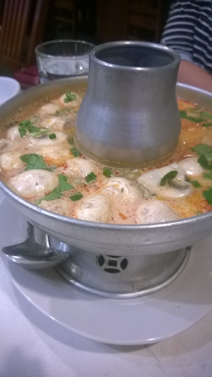 Northwest Pearls: Tom Kah Soup