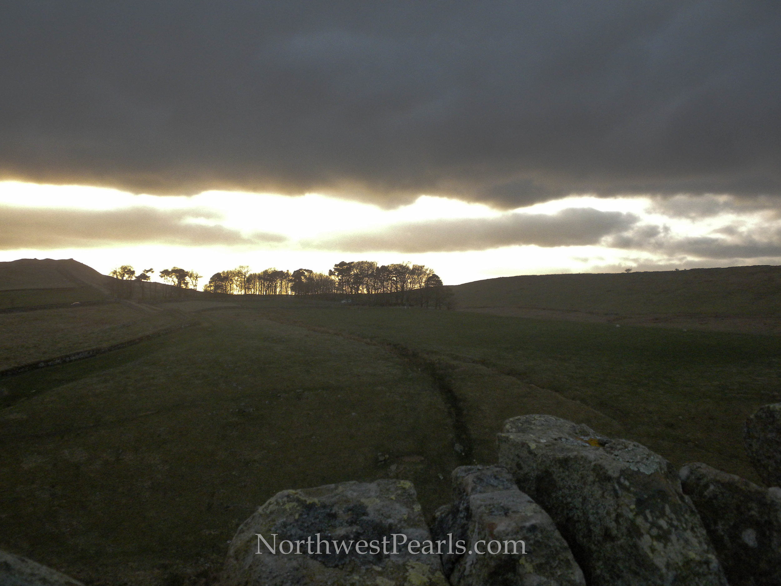 Northwest Pearls: Hadrian's Wall