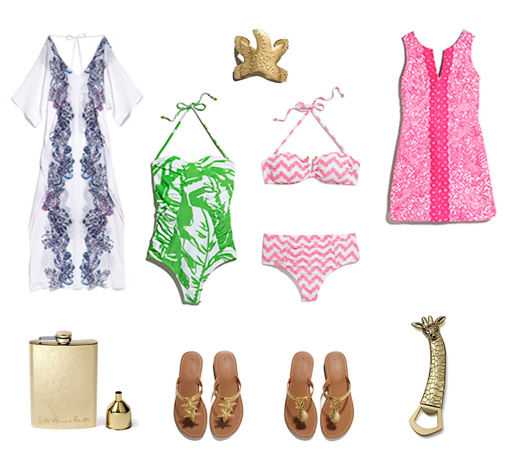 Northwest Pearls: Lilly Pulitzer for Target