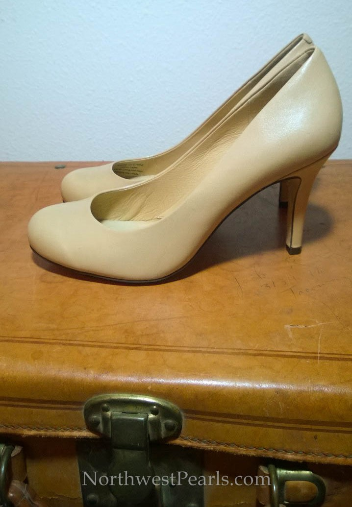 Northwest Pearls: Nude Heels Review