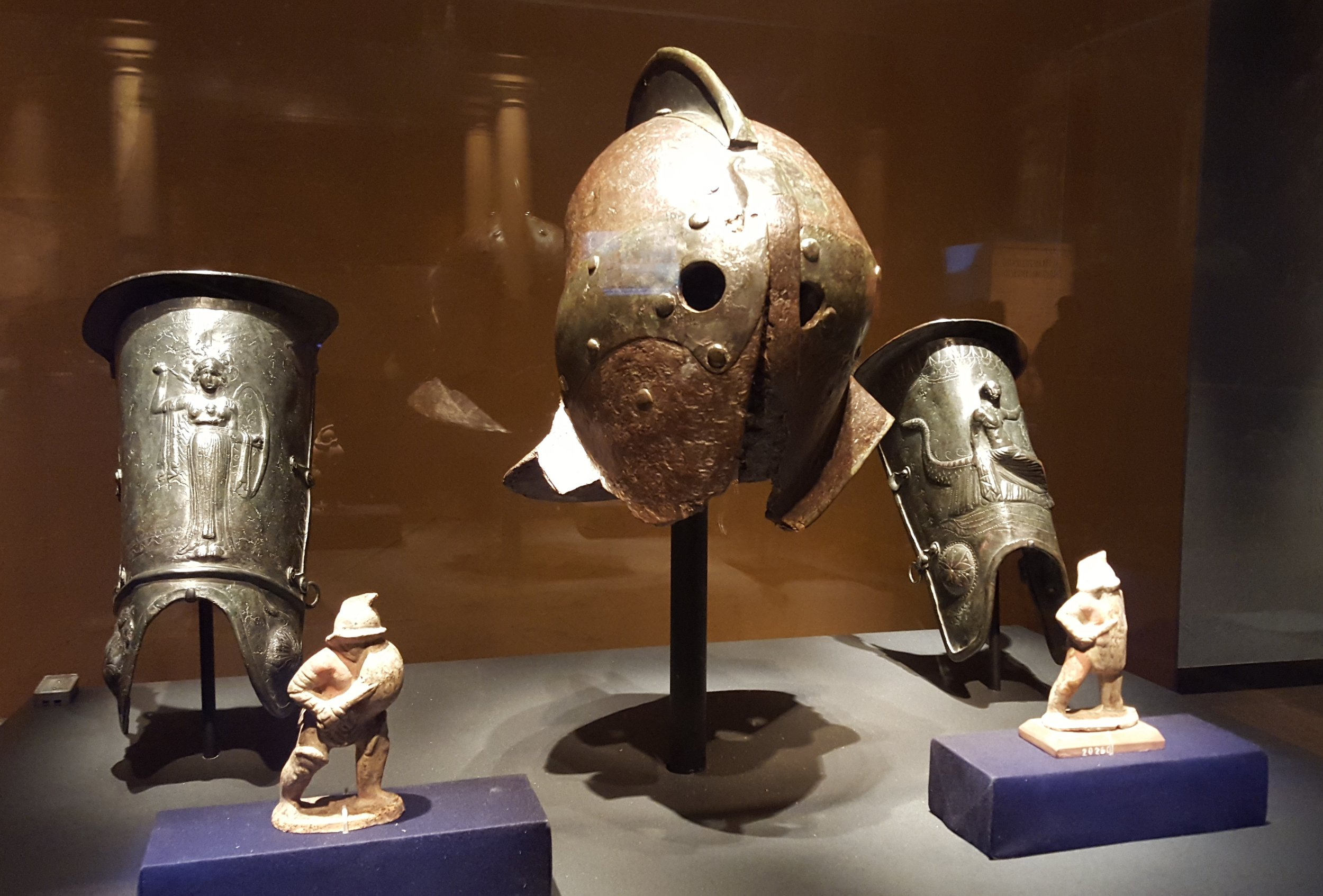 Northwest Pearls: Pompeii Exhibit