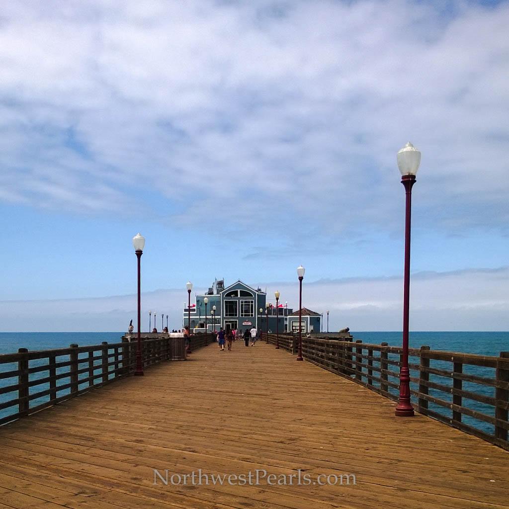Northwest Pearls: Lunch on Oceanside Pier