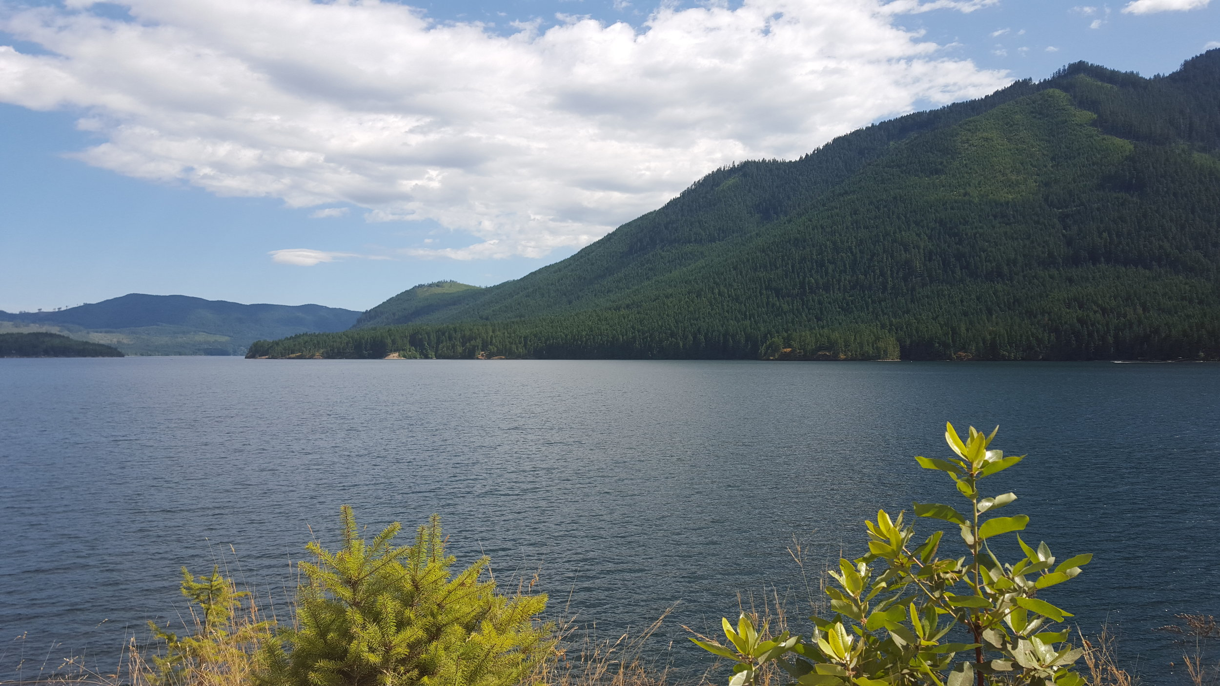 Northwest Pearls: Lake Cushman