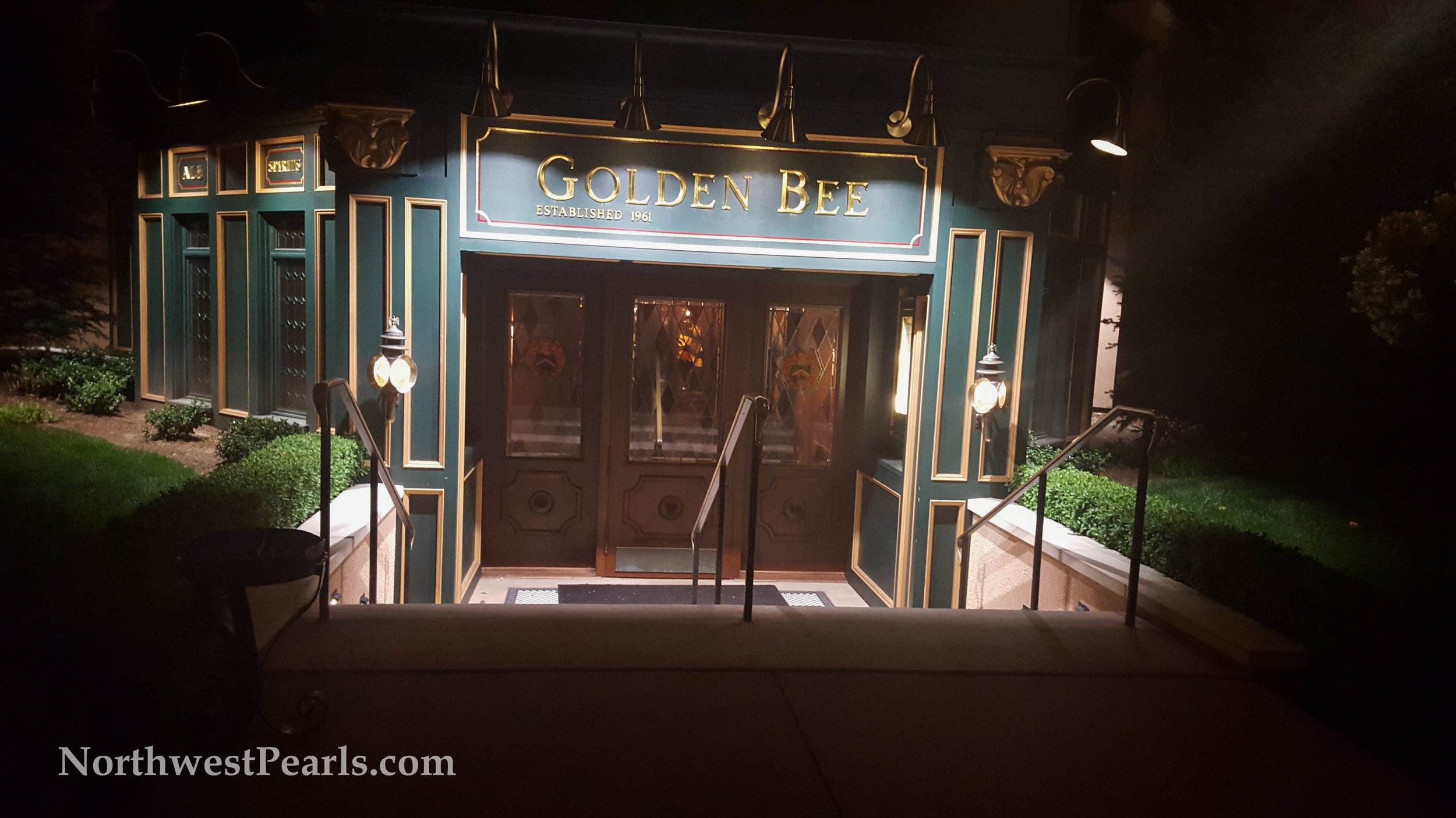 Northwest Pearls: The Golden Bee