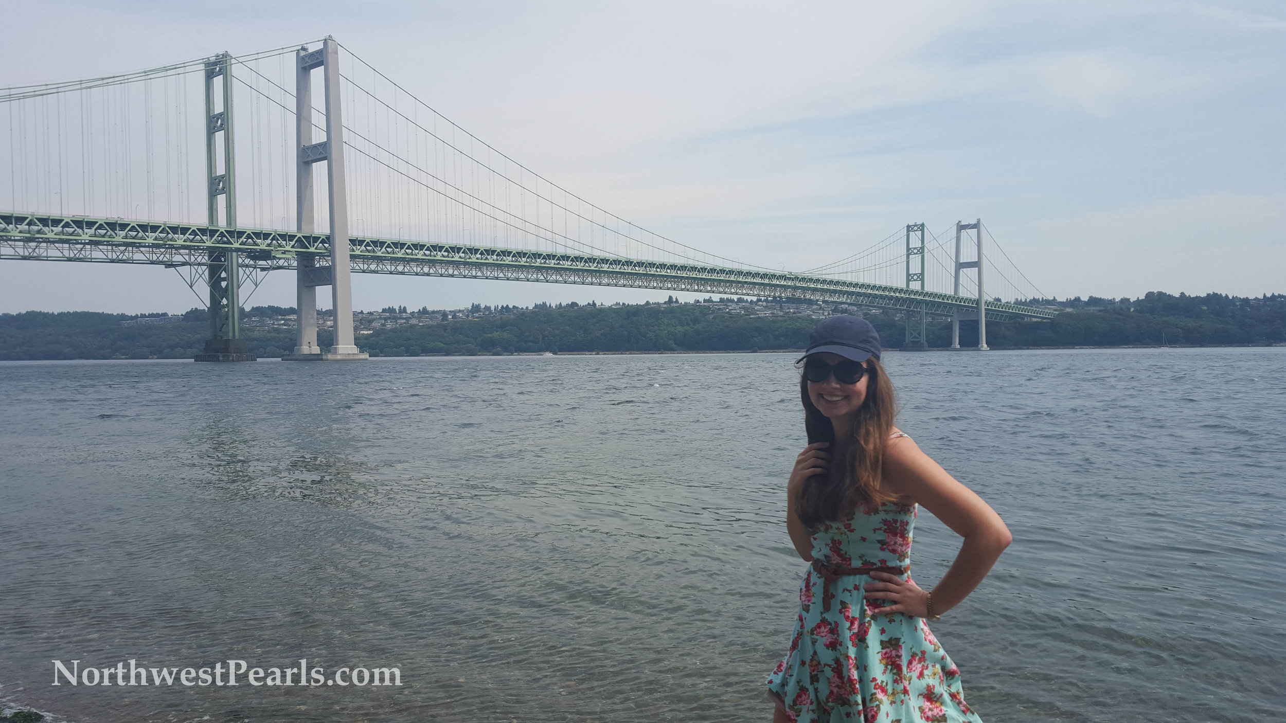 Northwest Pearls: Narrows Park and the Narrows Bridge