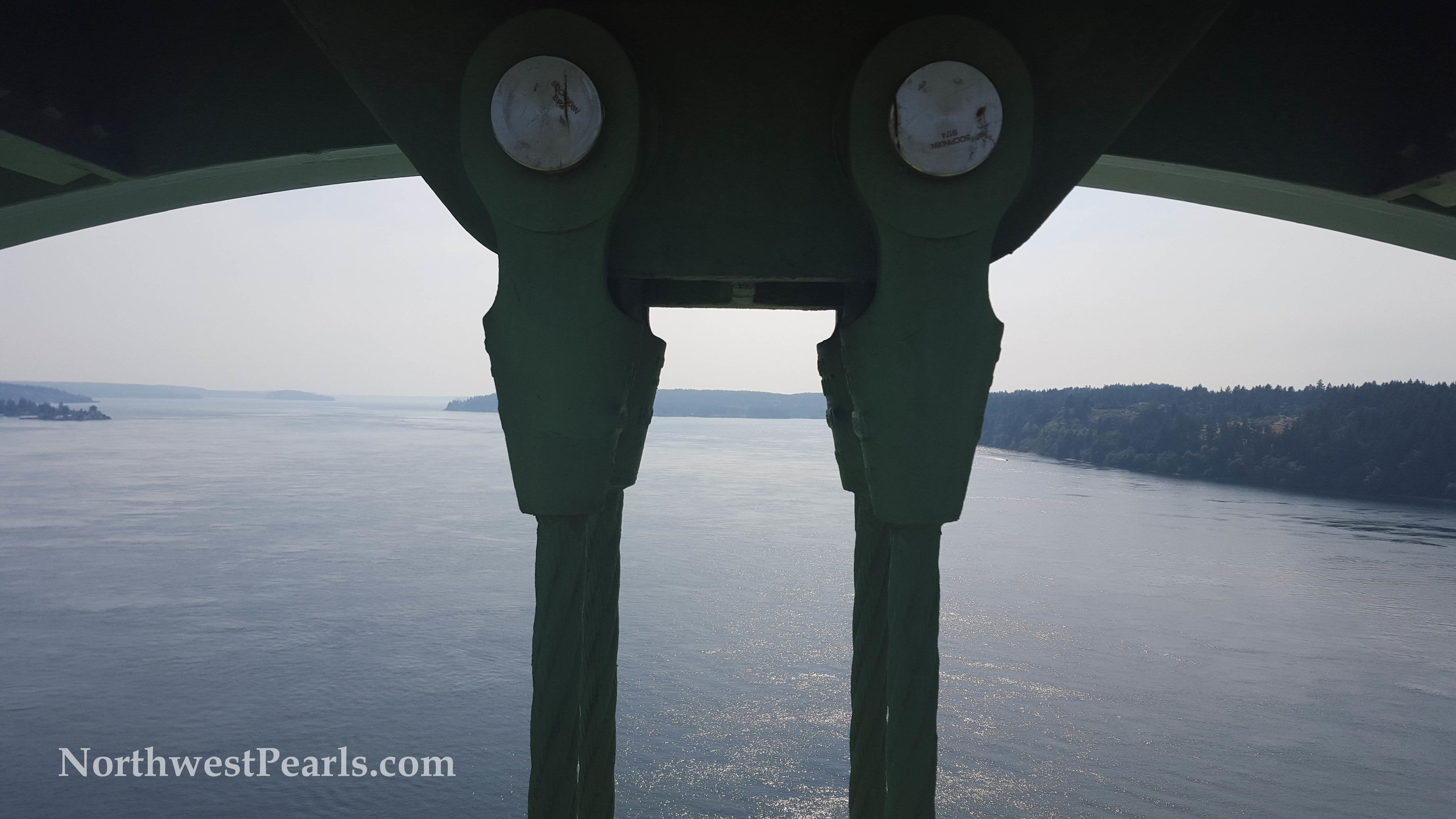 Northwest Pearls: The Tacoma Narrows Bridge