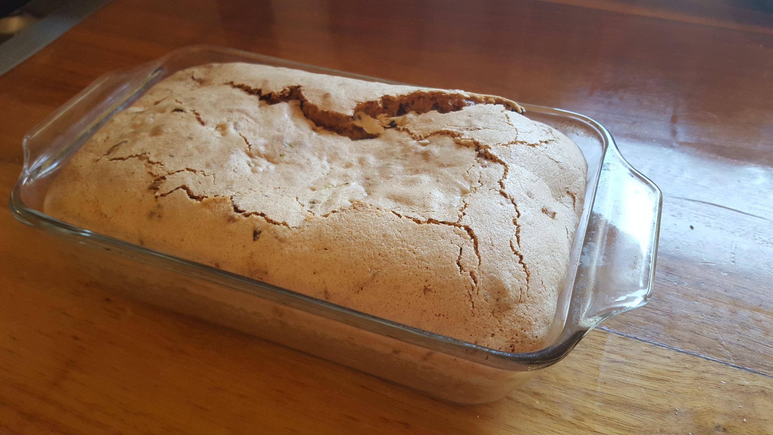 Northwest Pearls: Zucchini Bread
