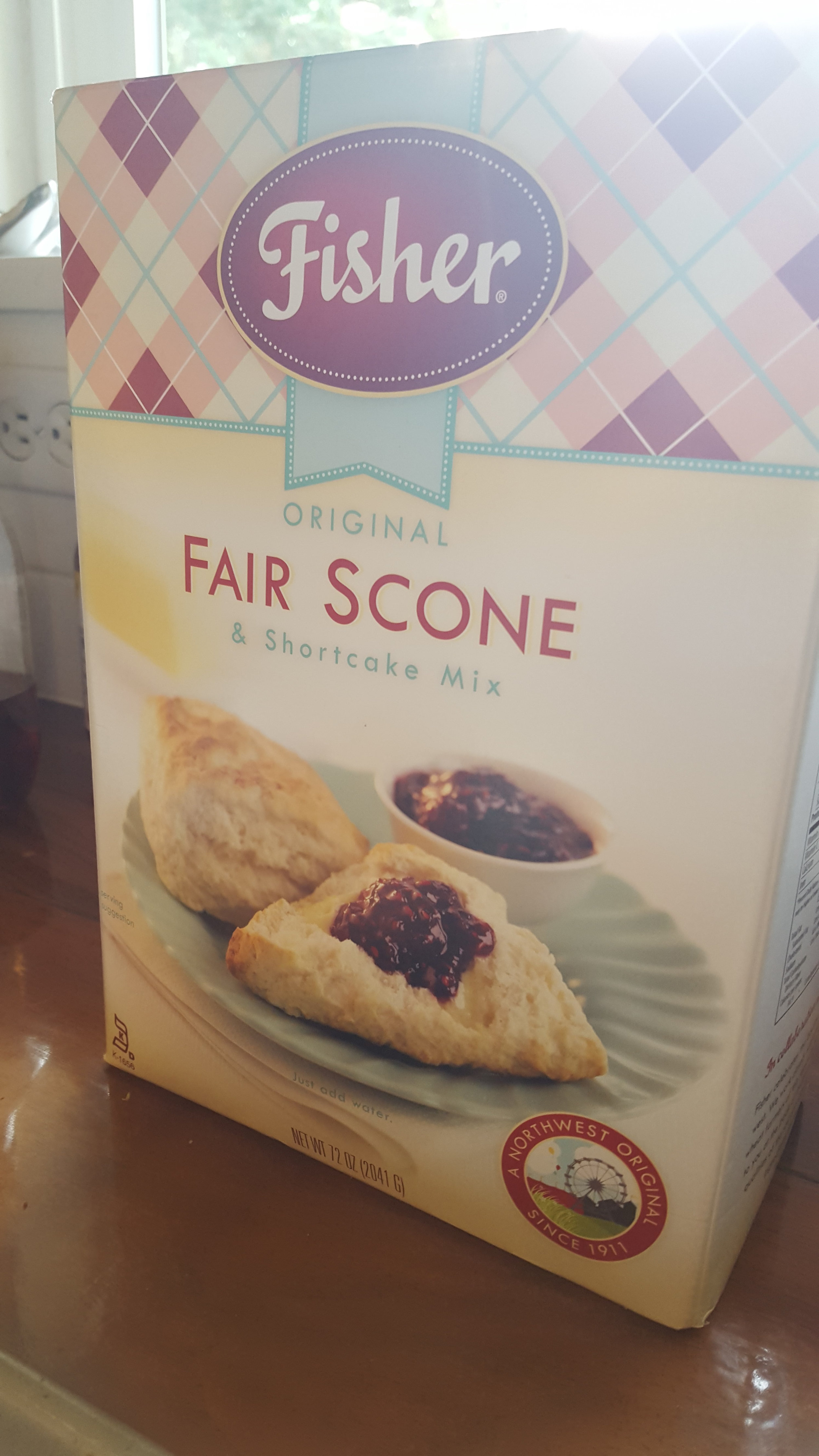 Northwest Pearls: Fair Scones