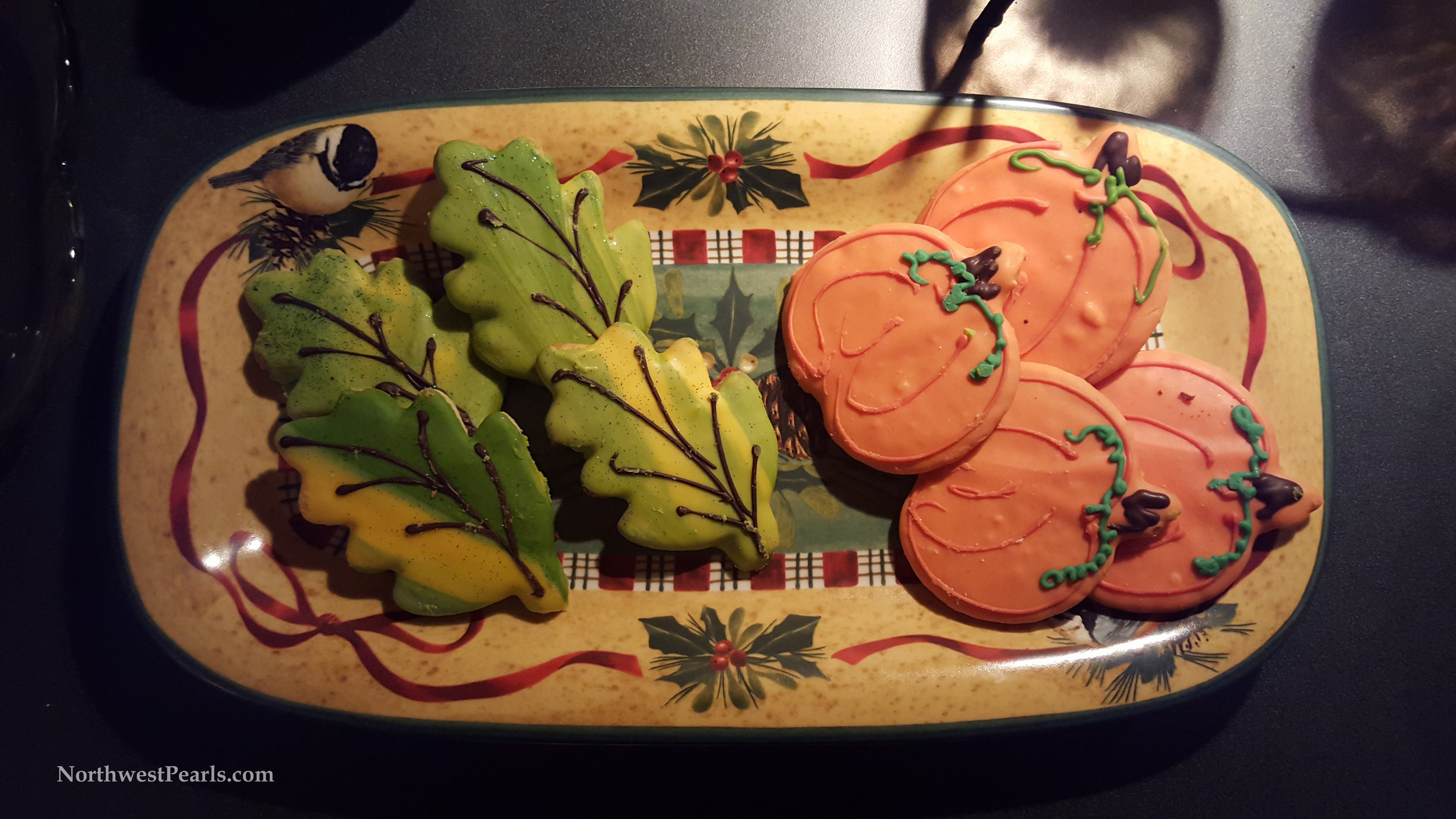 Northwest Pearls: Thanksgiving Bakery Treats