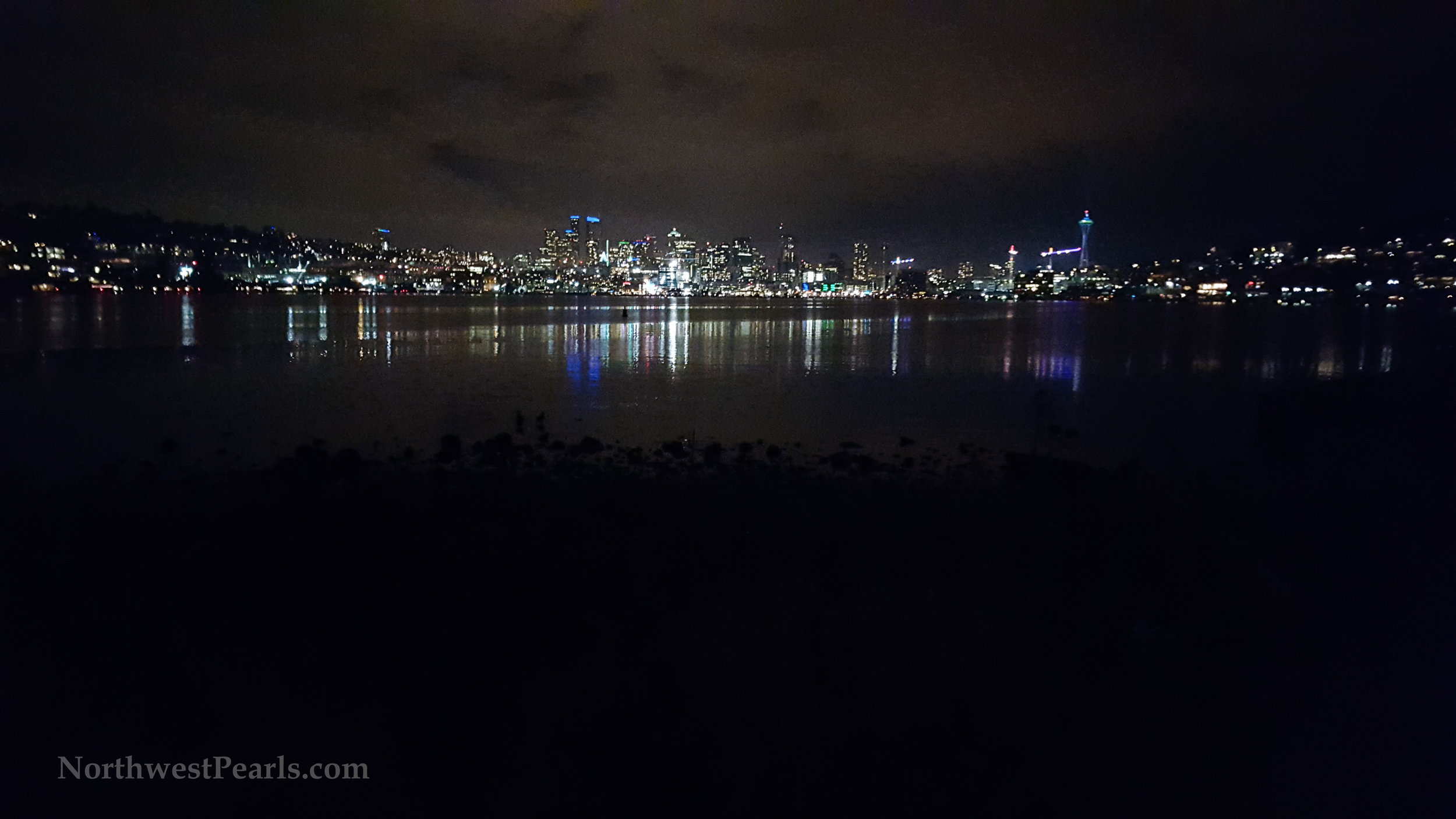 Northwest Pearls: Gasworks Park