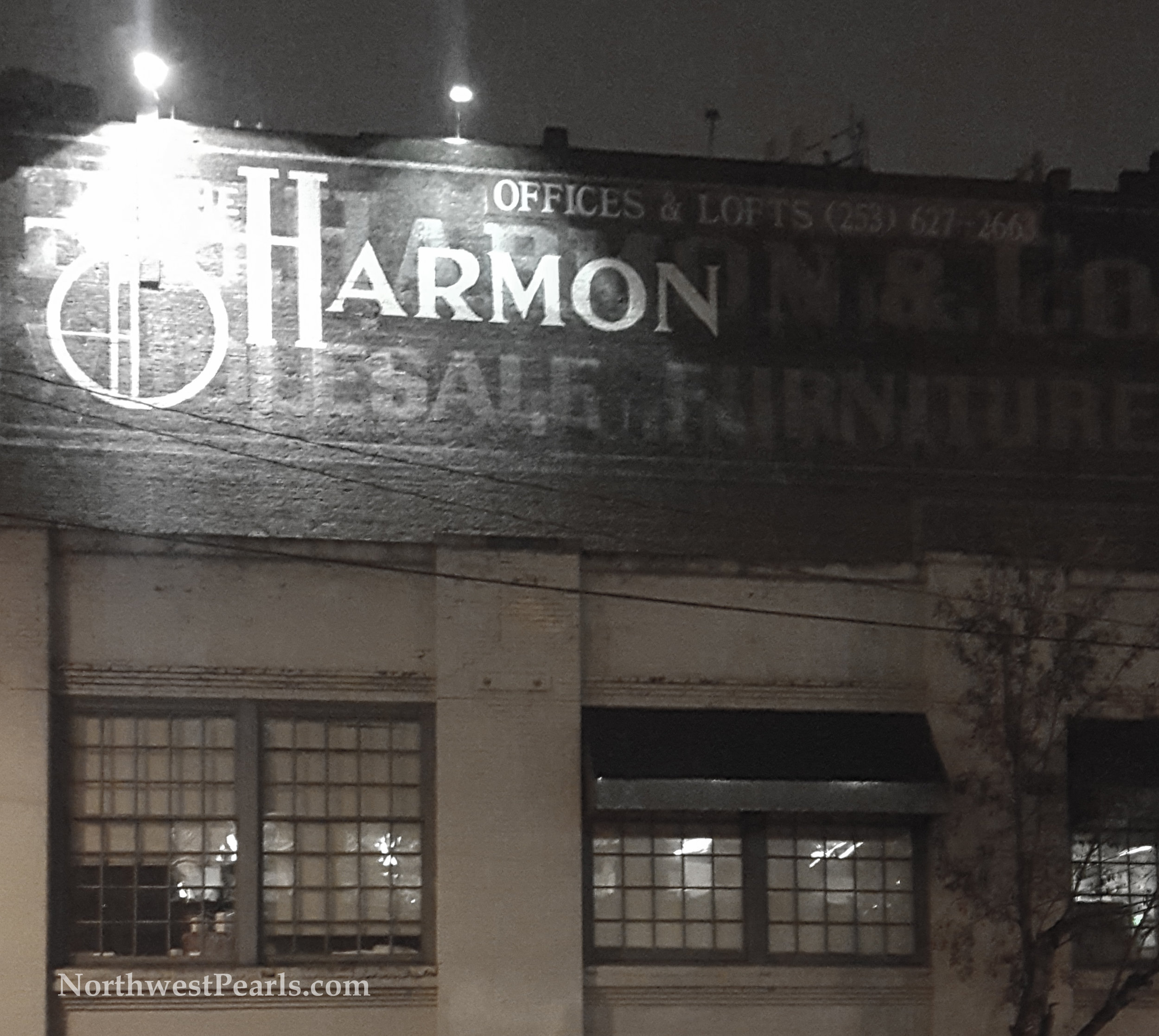 Northwest Pearls: The Harmon