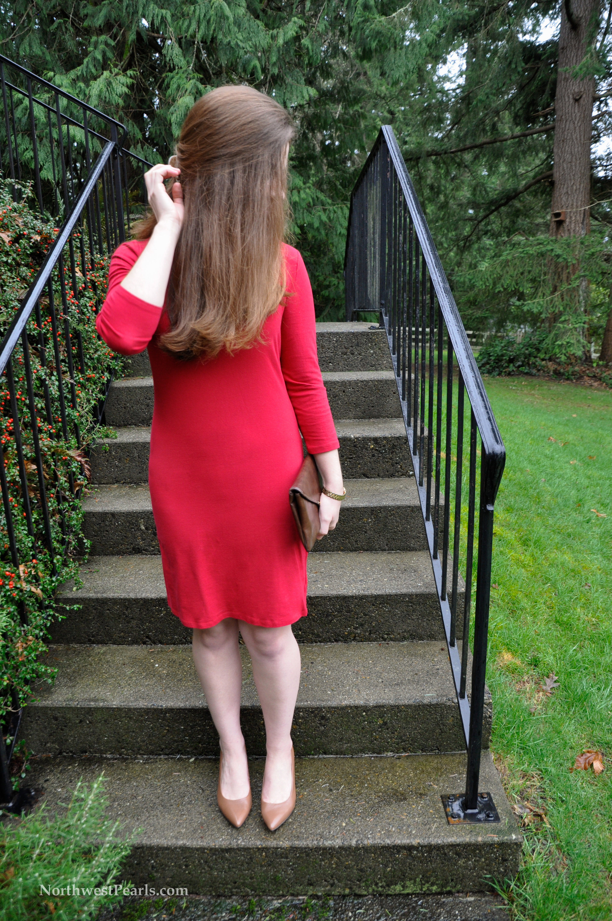 Northwest Pearls: Valentine's Day OOTD