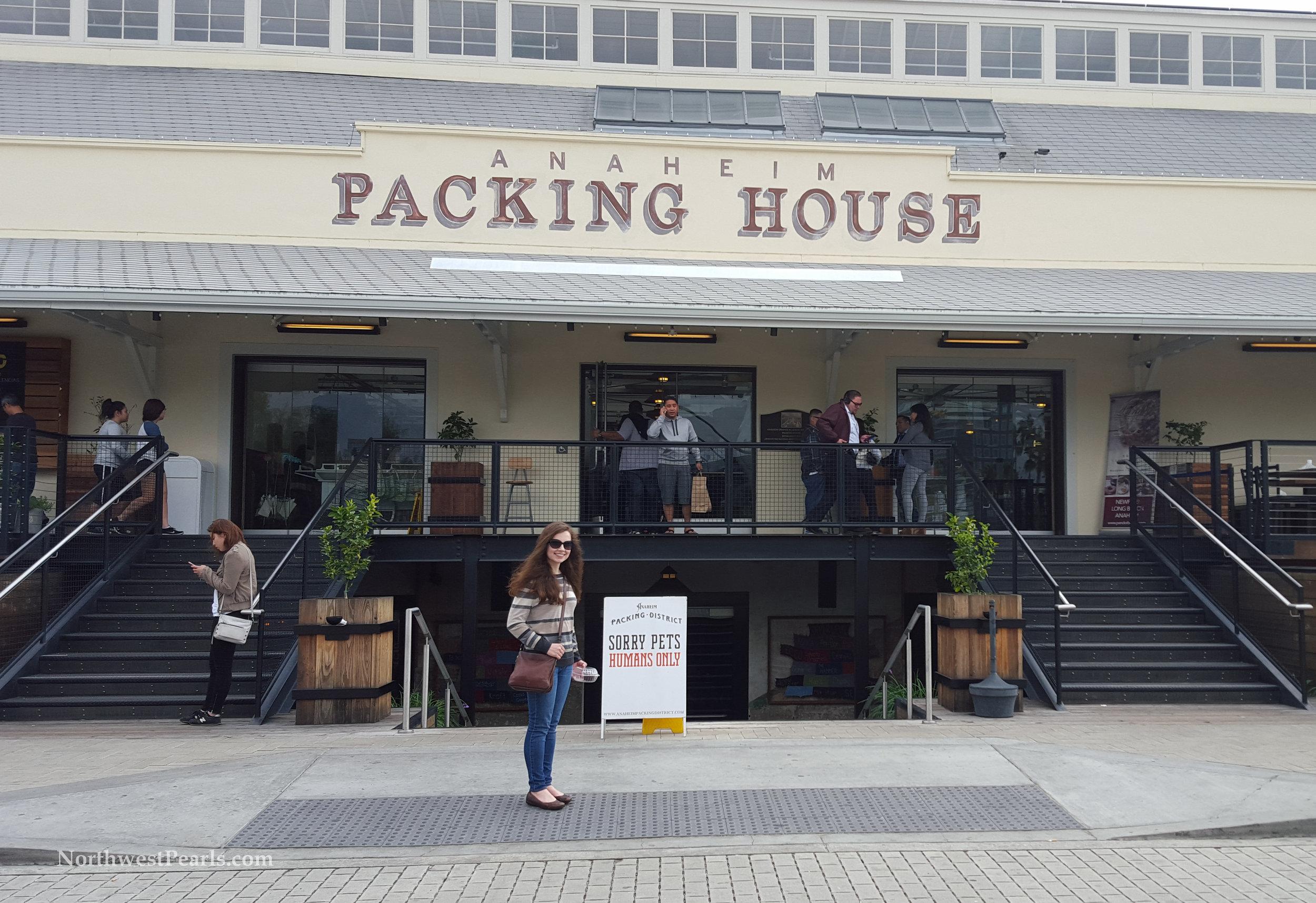 Northwest Pearls: Anaheim Packing House