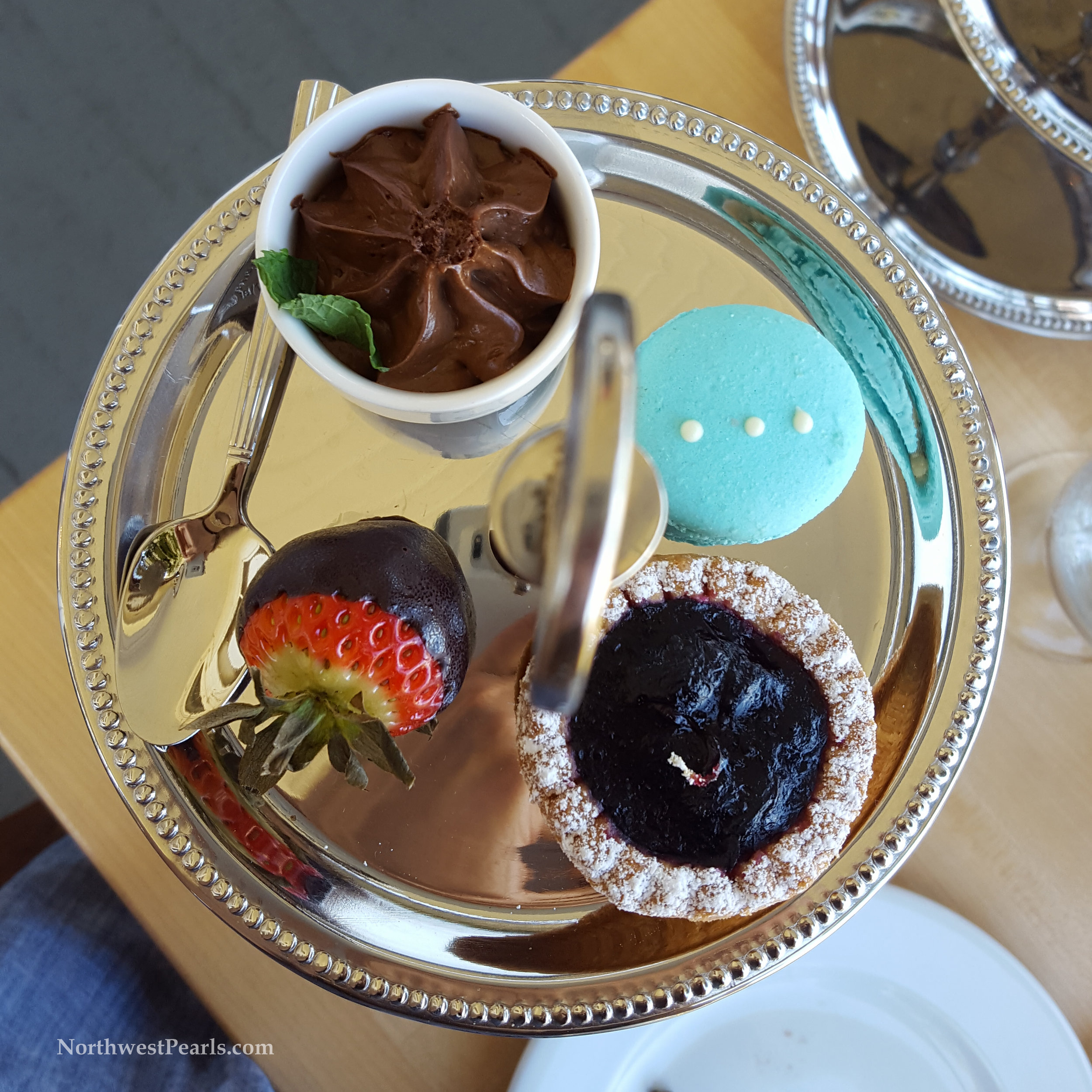 Northwest Pearls: Afternoon Tea
