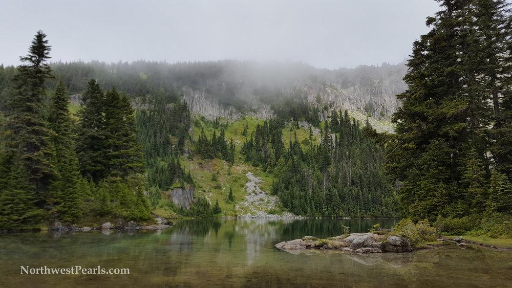 Northwest Pearls    Eunice Lake and Tolmie Peak    Blog