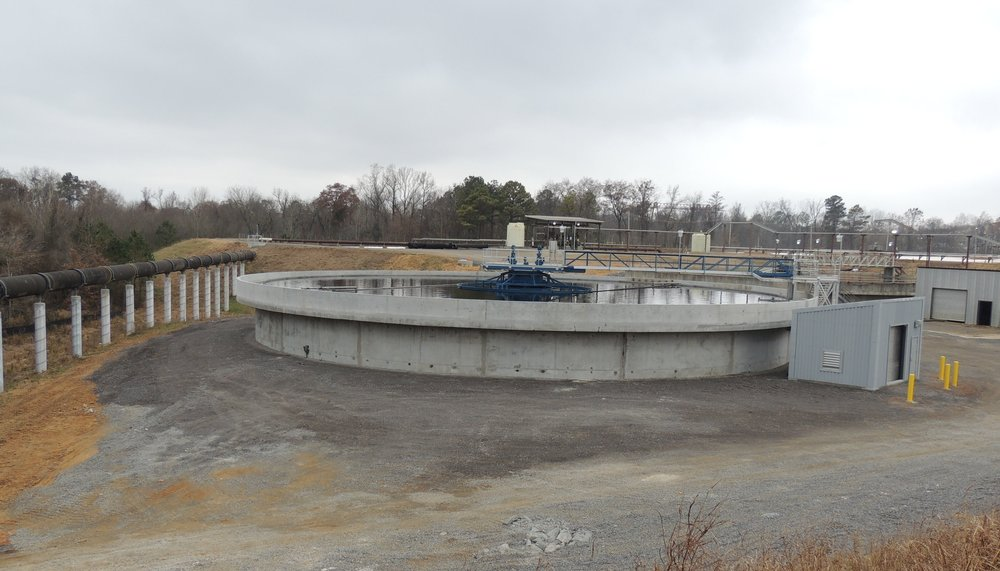 WATER AND  SEWER PLANT -