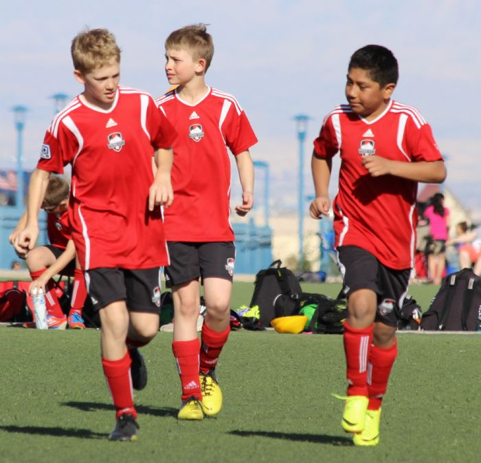 21%   de los estudiantes escolares de Park City, Utah, son latinos, pero en academias de fútbol sólo vemos una participación del 9%.   Park City Community Foundation está tratando de cambiar esto. (Foto cortesía de Park City Community Foundation)