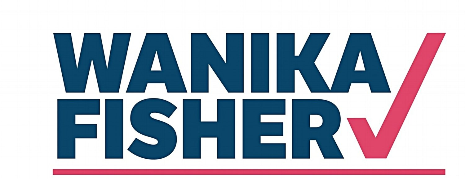 Wanika Fisher for Delegate