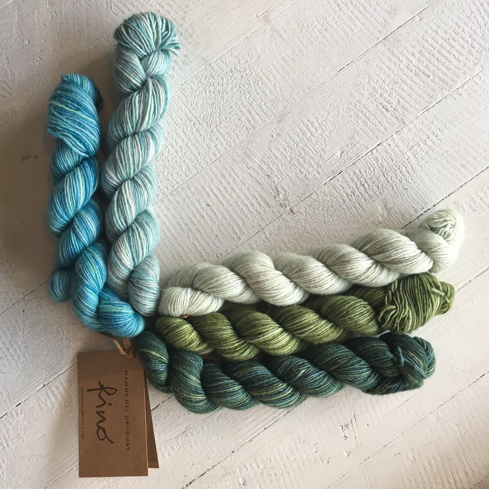 Manos Fino Mini Skeins