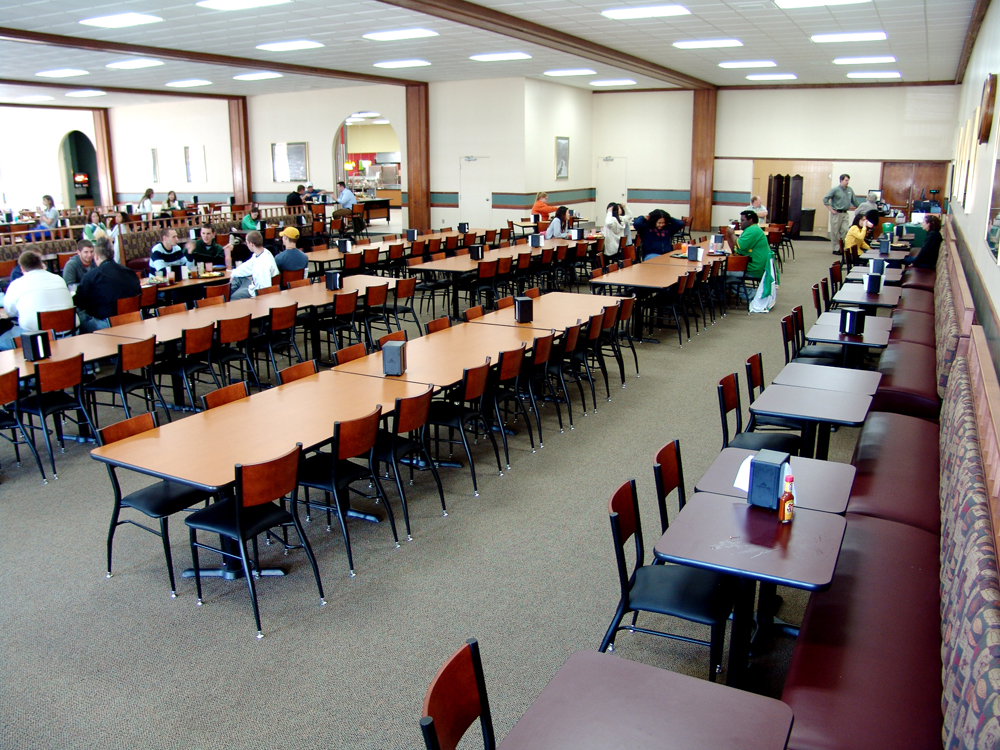 Stokely Memorial Cafeteria  Carson-Newman University  2205 Branner Ave. Jefferson City, TN 37760 865-471-3589