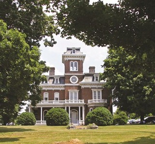 Glenmore Mansion, Jefferson City, TN