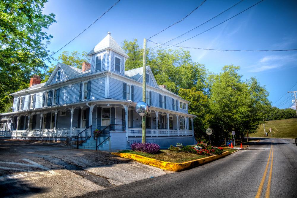 136 E. Main Street – Shepard's Inn circa 1820's