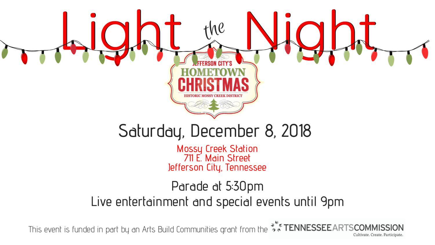 Upcoming Events | Visit Jefferson County TN