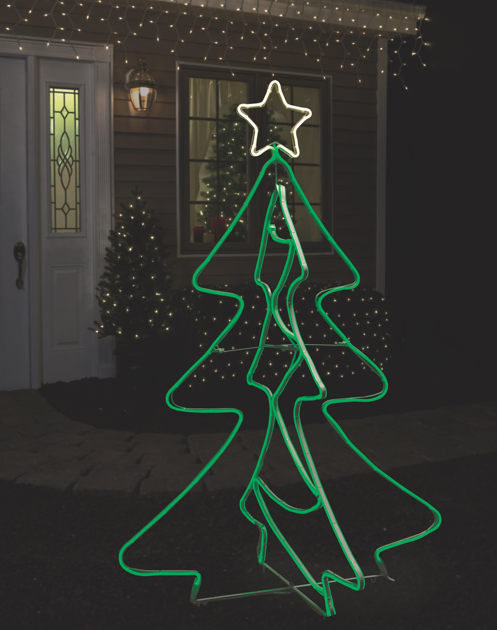 Xmas lighting decorations Star Home Led Incandescent Prelit Trees Where To Buy Support Online Store Ge Holiday Lighting Led Ge Holiday Lighting