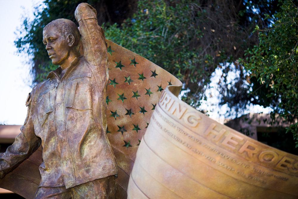 Enduring Heroes Memorial