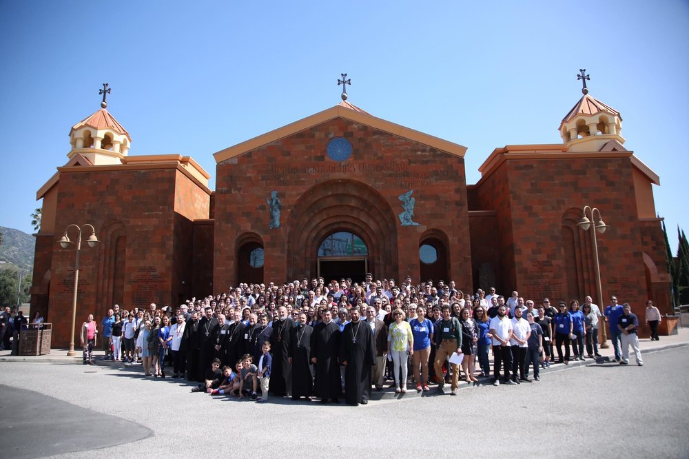 Western Diocese of the armenian Church
